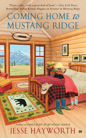 Coming Home to Mustang Ridge by Jesse Hayworth