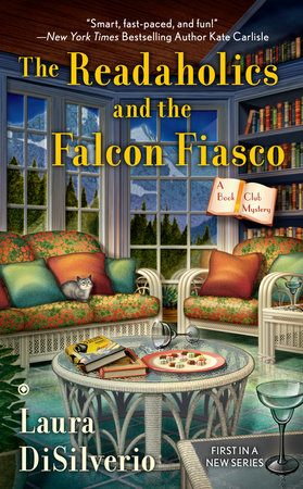 The Readaholics and the Falcon Fiasco