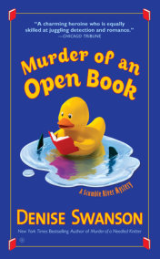 Murder of an Open Book