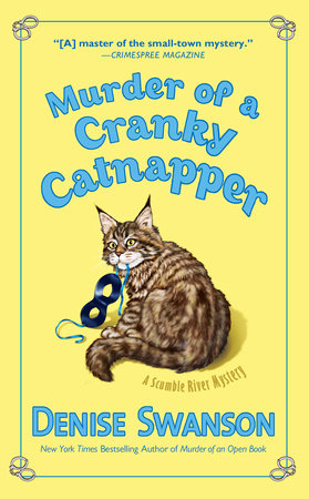 Murder of a Cranky Catnapper by Denise Swanson
