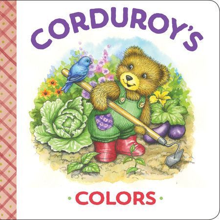 Corduroy's Colors by MaryJo Scott