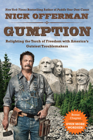 Gumption Book Cover Picture
