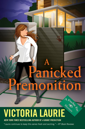 A Panicked Premonition by Victoria Laurie