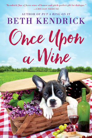 Once Upon a Wine by Beth Kendrick
