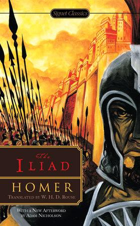 The Iliad by Homer