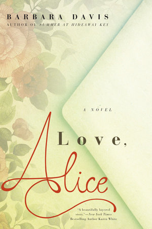 Love, Alice by Barbara Davis