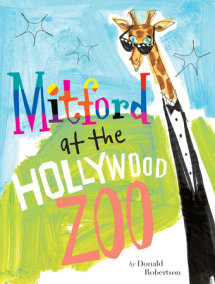 Mitford at the Hollywood Zoo