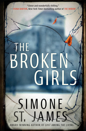 The cover of the book The Broken Girls