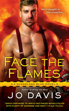 Face the Flames by Jo Davis