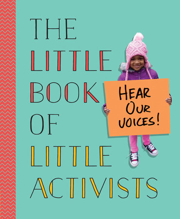 The Little Book of Little Activists Book Cover Picture