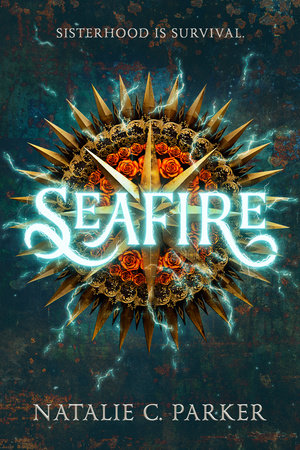 The cover of the book Seafire