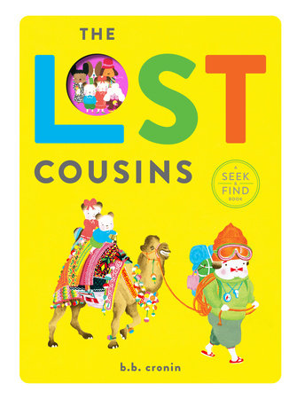The Lost Cousins by B. B. Cronin