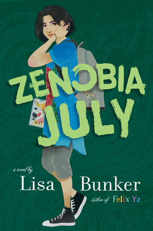 Zenobia July by Lisa Bunker