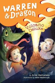 Warren & Dragon Volcano Deluxe