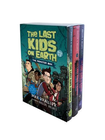 The Last Kids on Earth: The Monster Box