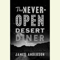 The Never-Open Desert Diner Cover