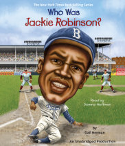 Who Was Jackie Robinson? Cover