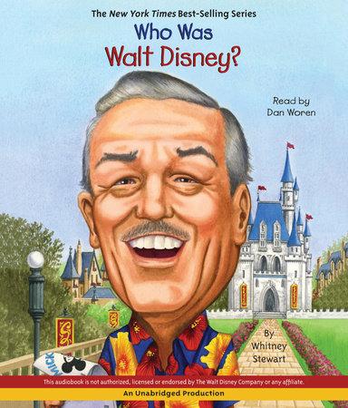 Who Was Walt Disney? cover