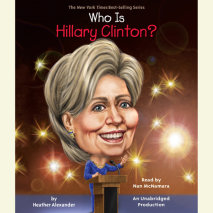 Who Is Hillary Clinton? Cover