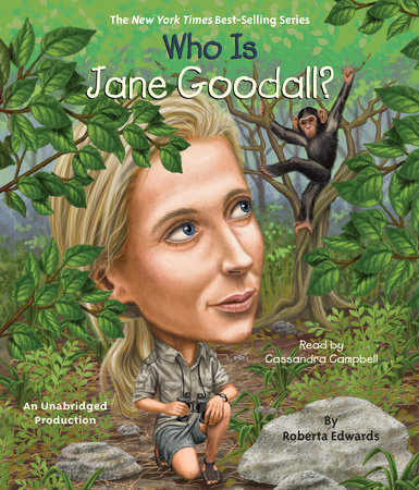 Who is jane goodall by roberta edwards who hq who is jane goodall by roberta edwards fandeluxe Ebook collections