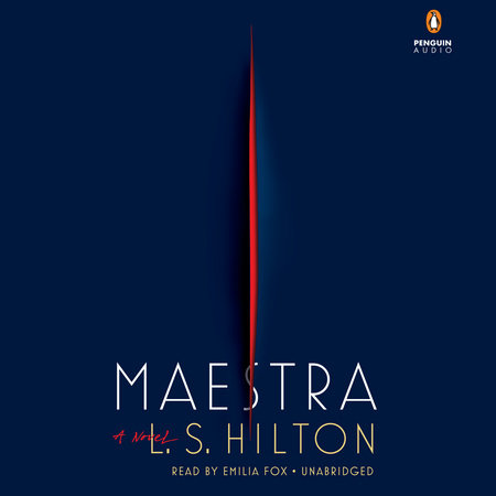 Maestra by L.S. Hilton