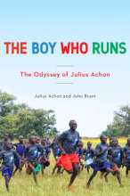 The Boy Who Runs Cover