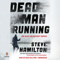 Dead Man Running Cover