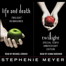 Twilight Tenth Anniversary/Life and Death Dual Edition Cover
