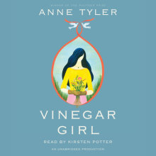 Vinegar Girl Cover