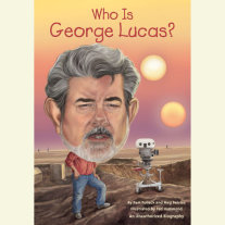 Who Is George Lucas? Cover