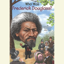Who Was Frederick Douglass? Cover