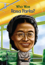 Who Was Rosa Parks? Cover