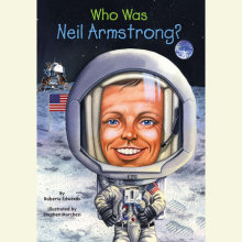 Who Was Neil Armstrong? Cover