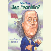 Who Was Ben Franklin? Cover