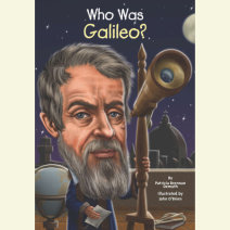 Who Was Galileo? Cover