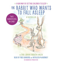 The Rabbit Who Wants to Fall Asleep Cover