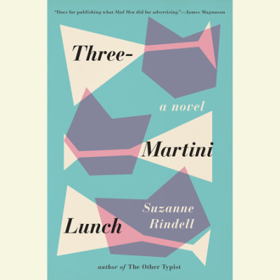 Three-Martini Lunch cover