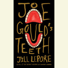 Joe Gould's Teeth Cover