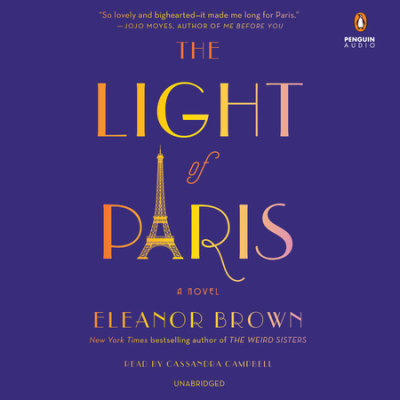 The Light of Paris cover