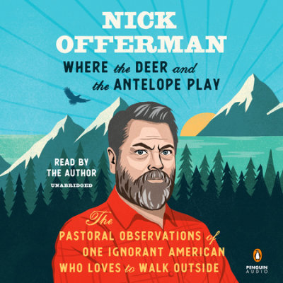 Where the Deer and the Antelope Play cover