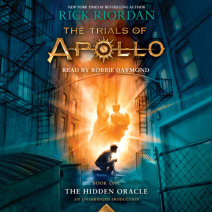 The Trials of Apollo, Book One: The Hidden Oracle Cover