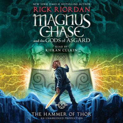 Magnus Chase and the Gods of Asgard, Book Two: The Hammer of Thor cover