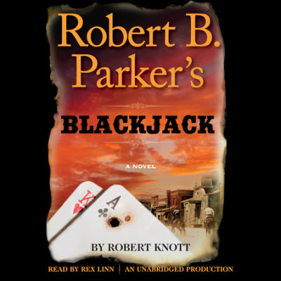 Robert B. Parker's Blackjack cover