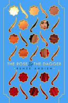 The Rose & the Dagger Cover