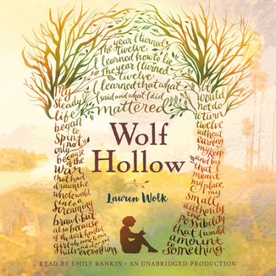 Wolf Hollow cover