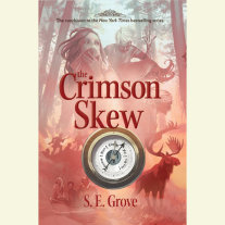The Crimson Skew Cover
