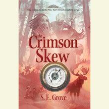 The Crimson Skew Cover