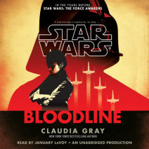 Bloodline (Star Wars) Cover