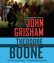 Theodore Boone: The Scandal Cover