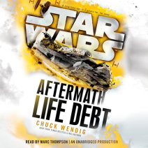 Life Debt: Aftermath (Star Wars) Cover